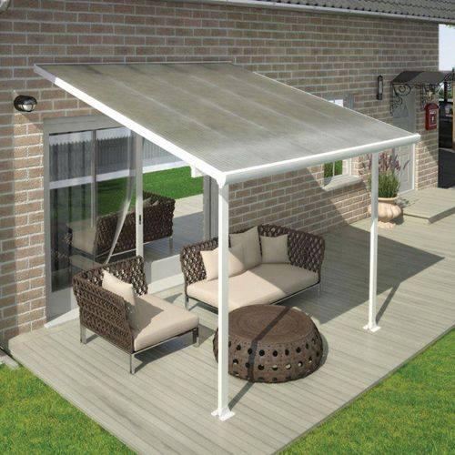 ideas para techar el jard n con policarbonato redes sociales m rida. Black Bedroom Furniture Sets. Home Design Ideas