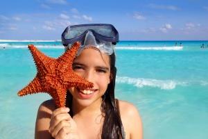 Playas-en-Cancun-para-visitar-con-niños