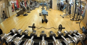 epa03244611 (FILE) View of a gym of the Hotel Warszawianka in Jachranka, Poland, 15 May 2012. The Greek soccer team members will stay at this hotel during the UEFA EURO 2012. EURO 2012 tournament will be co-hosted by Poland and Ukraine from 8 June to1 July. EPA/JACEK TURCZYK POLAND OUT